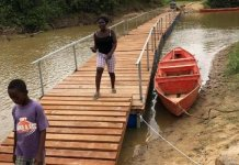Floating Bridge