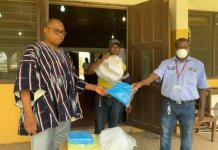 Mensin Gold Bibiani Limited Donates To Health Facilities