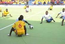Ghana Skate Soccer