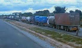 Zambia Congo Border Market