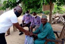 Akatsi South Npp Donates To Muslims On Eid Al Fitr