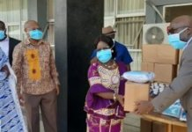 Coda Donates Pieces Of Nose Masks