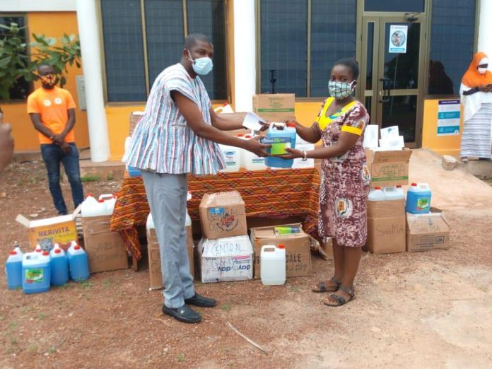 Health Cso Ppes Donation