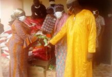Juabeso Dce Donates Towards Eid Ul Fitr In Juabeso