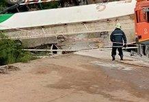 Locomotive Crashes Faulty Fuel Tanker On A Rail Line In Takoradi