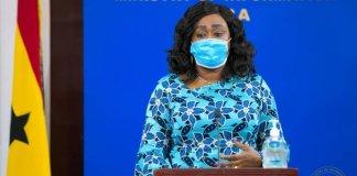 Minister Of Tourism Arts And Culture Mrs Barbara Oteng Gyasi