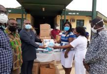 Social Mahama Donation