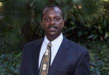 Stephen Kwaku Asare Professor