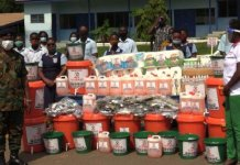 Actionplus Foundation Donates Ppes To Schools