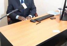 Dr Samuel Yaw Opoku Registrar Of Allied Health Professions Council