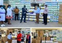 Fon Group Of Companies Donate Ppe To Health Institutions