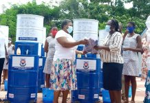 Krobo Girls Alumni Support Alma Mater With Medical Supplies