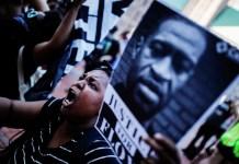 Mass Demonstrations Opposing United States Racist Killings