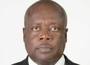 Mr Anthony Forson President Of The Ghana Bar Association