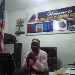 Mr Mohammed Aminu Osman