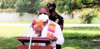 Mr Simon Osei Mensah The Ashanti Regional Minister