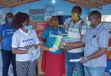 Passion For Needy Donates To Krisan Camp
