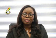 Hilary Boateng Womens League Committee Gfa