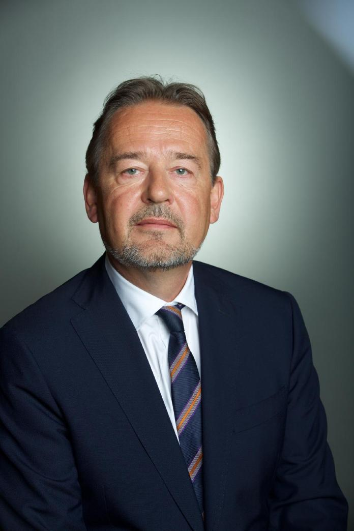 Mr Christoph Retzlaff The German Ambassador To Ghana