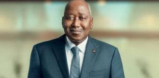 Prime Minister Amadou Gon Coulibaly