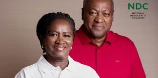 Professor Naana Jane Opoku Agyemang John Mahama