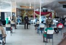 Taskforce At Church Campaign