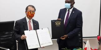 Unat Ghana Japan