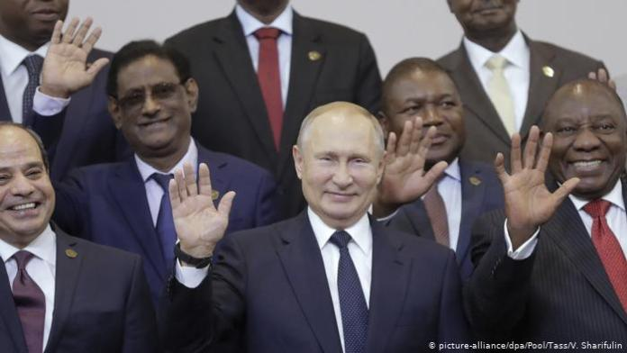 In a sign of the continent's increasing importance for Russia, its president, Vladimir Putin, held the first Russia-Africa summit in October 2019