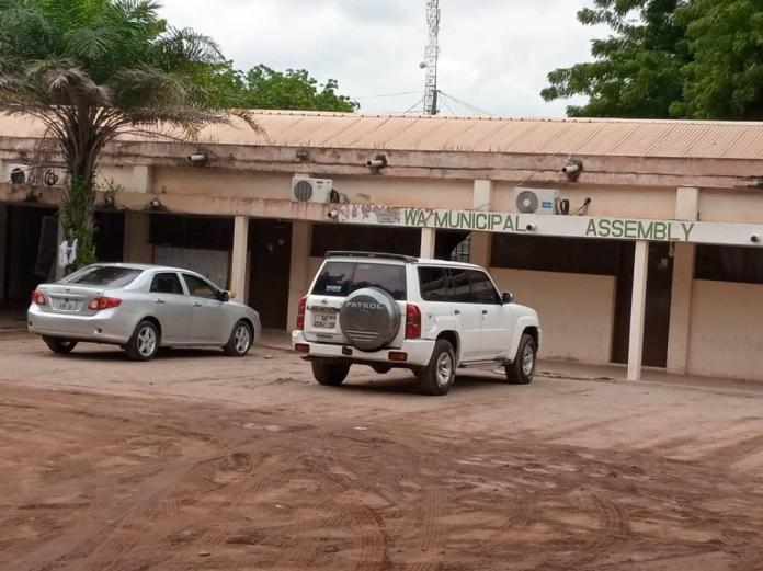 Wa Municipality Assembly