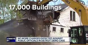 Detroit Demolition Program Expropriated Federal Funding Designed To Assist Residents Wxyz Photo