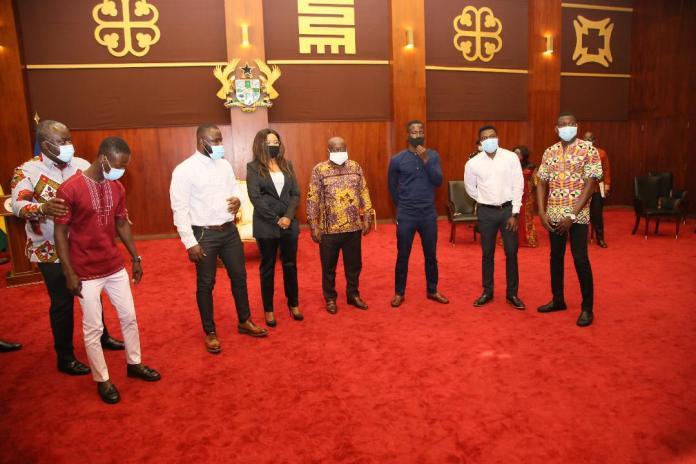 President Graduates