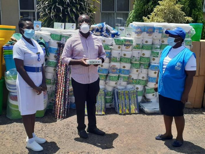 Health Donation Unhcr