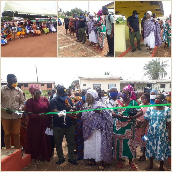 Market Inauguration
