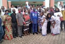 Politics Inauguration Team
