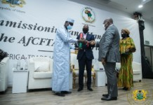 President Hands Over Afcfta Secretariat To Au