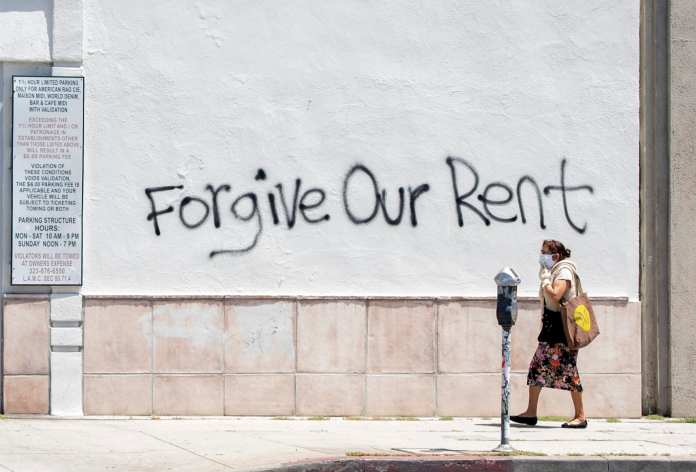 Detroit Liberation Monday Discussed The Need For Rent Elimination