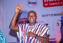 Dr Ibrahim Anyass Imoro