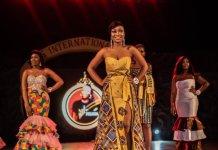 Felicia Amponsah Yeboah Miss International Ghana