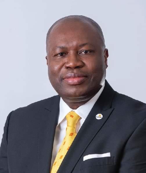 Mr Philip Owiredu Md Of Calbank
