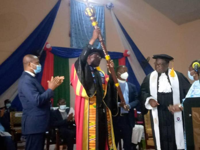 Rev Dr Nicholas Apreh Siaw