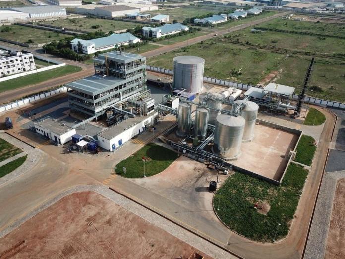 Shea Factory