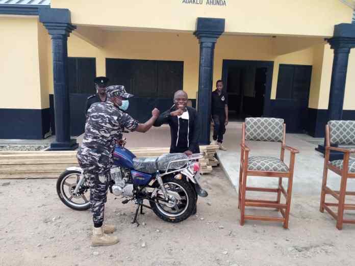 Social Police Donation
