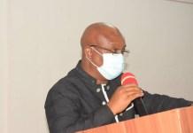 Dr Archibald Yao Letsa