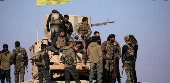 Kurdish Forces