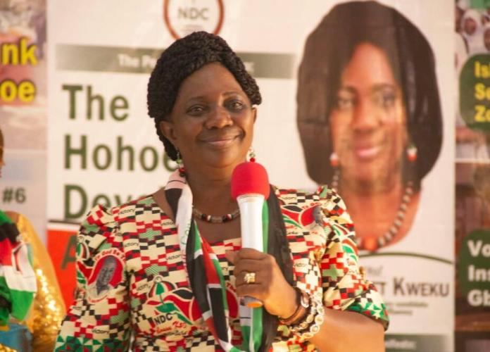 Margaret Kweku