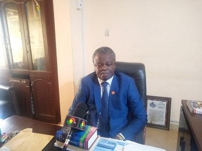 Mr Kwame Adinkra Amo