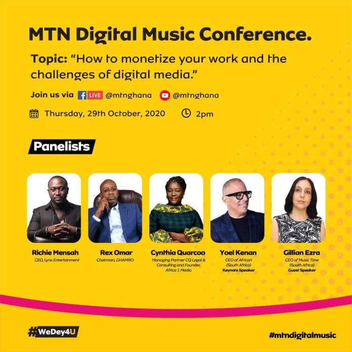 Mtn Music Conference