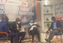 National Forum Corruption