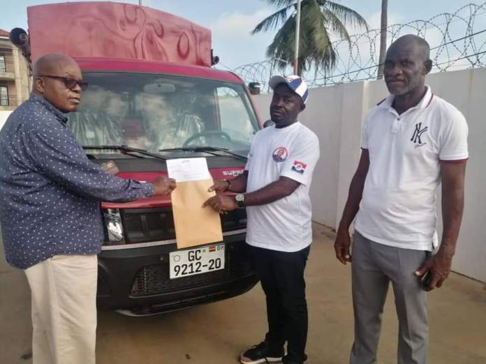 Politics Vehicles Donation