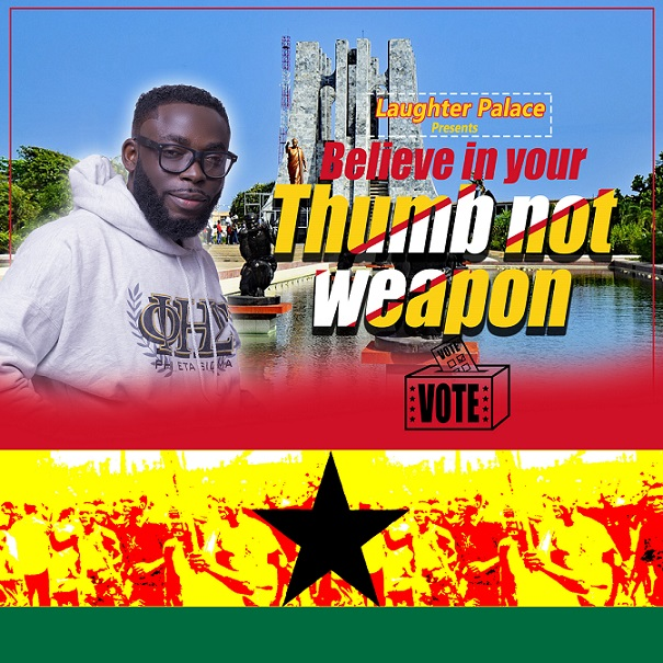 Believe In Your Thumb Not A Weapon